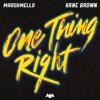 One Thing Right - Single album lyrics, reviews, download