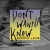 Don't Wanna Know (feat. Kendrick Lamar) [Ryan Riback Remix] - Single album lyrics, reviews, download