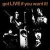 Got Live If You Want It! - EP album lyrics, reviews, download