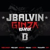 Ginza (Remix) [feat. Yandel, Farruko, Nicky Jam, DeLaGhetto, Daddy Yankee, Zion & Arcángel] - Single album lyrics, reviews, download