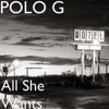 All She Wants - Single album lyrics, reviews, download