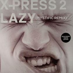 Lazy (feat. David Byrne) [Mystific Remix] - Single album reviews, download