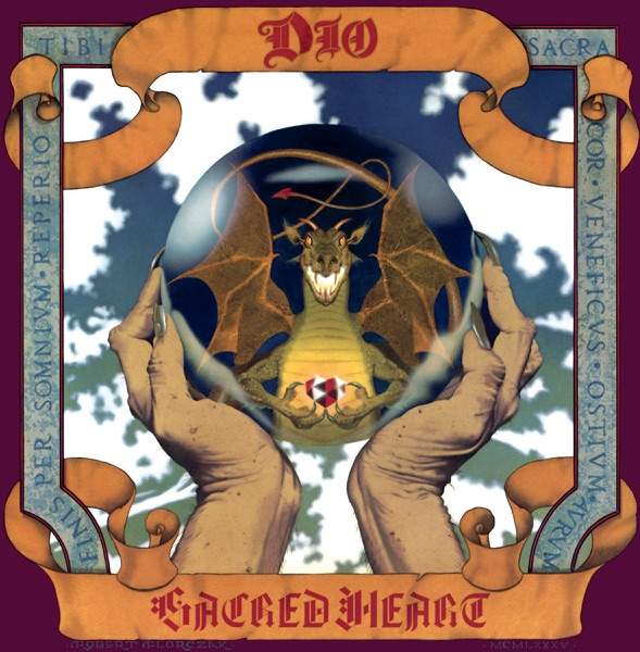 Sacred Heart (Remastered) by Dio album reviews, ratings, credits