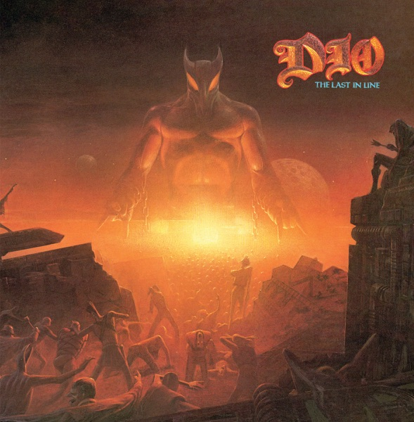 The Last In Line (Remastered) by Dio album reviews, ratings, credits