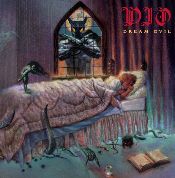 Dream Evil (Remastered) by Dio album reviews, ratings, credits