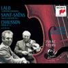 Lalo: Symphonie espagnole; Saint-Saëns: Violin Concerto No. 3; etc. album lyrics, reviews, download