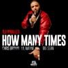 How Many Times (feat. Big Sean, Chris Brown and Lil Wayne) - Single album lyrics, reviews, download