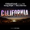 California (feat. T.I., Young Dolph & Ricco Barrino) - Single album lyrics, reviews, download