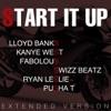 Start It Up (feat. Kanye West, Swizz Beatz, Ryan Leslie, Pusha T & Fabolous) [Remix] song lyrics