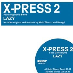 Lazy (feat. David Byrne) [Remixes] album reviews, download