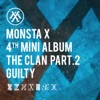 THE CLAN, Pt. 2 'GUILTY' - EP album cover